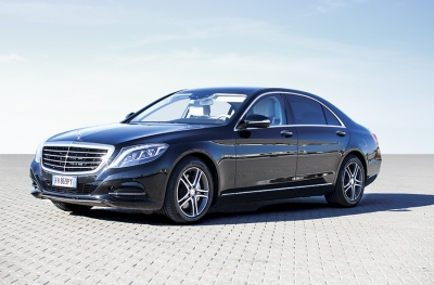Mercedes-Benz S-Class S 500 and S 350