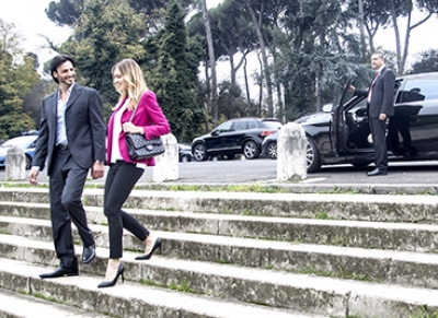 The luxury limo service to visit the amenities of Lazio